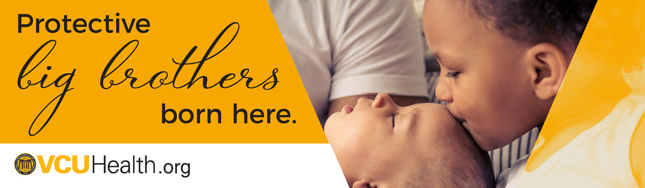 VCU Labor & Delivery billboard concept